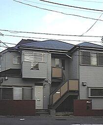 東京都板橋区前野町4丁目の賃貸アパートの外観
