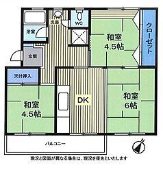 【敷金礼金0円!】花見川団地