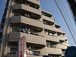 新川崎ロイヤルパレス[405号室]の外観