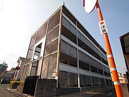 奈良県香芝市北今市7丁目の賃貸マンションの外観