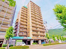 広島県広島市安芸区矢野南5丁目の賃貸マンションの外観
