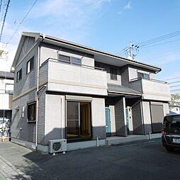 [テラスハウス] 静岡県浜松市中区住吉1丁目 の賃貸【/】の外観