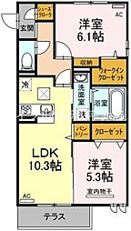 高島駅 7.6万円