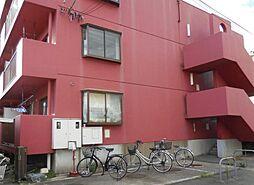 埼玉県熊谷市佐谷田の賃貸マンションの外観