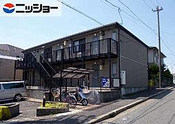 ハイツKOBAYASHI[1階]の外観