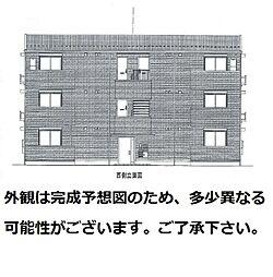 (仮)D-room山本3丁目[2階]の外観