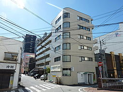 福岡県久留米市小頭町の賃貸マンションの外観