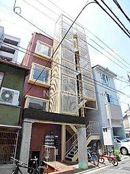 京都府京都市上京区俵屋町の賃貸マンションの外観