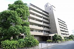 千里サザンテラス[2階]の外観