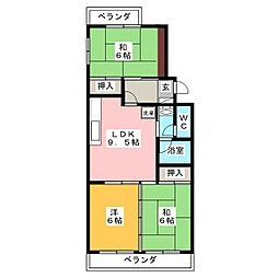 東吾野駅 5.0万円