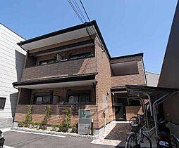 京都府京都市上京区大宮通上立売上る花開院町の賃貸マンションの外観