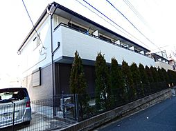 とぷら東松戸WEST[1階]の外観
