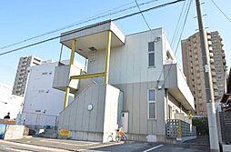愛知県名古屋市千種区今池南の賃貸アパートの外観