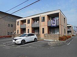 [テラスハウス] 愛媛県松山市空港通1丁目 の賃貸【/】の外観