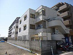 愛媛県松山市朝生田町一丁目の賃貸マンションの外観