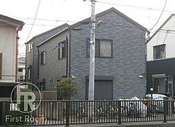 東京都大田区池上5丁目の賃貸アパートの外観
