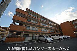 大阪府交野市私部1丁目の賃貸マンションの外観