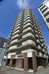北海道札幌市中央区南十一条西6丁目の賃貸マンションの外観