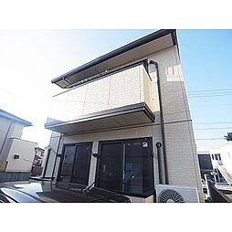 静岡県静岡市清水区駒越北町の賃貸アパートの外観