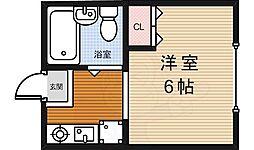 彩都西駅 2.2万円