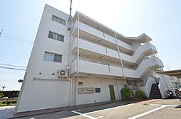安倉グランドハイツ[4階]の外観