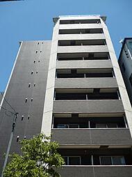 シンシア白金高輪[6階]の外観
