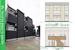 ARK(エーアールケー) 福岡歯科大前[2階]の外観