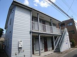 兵庫県宝塚市売布3丁目の賃貸アパートの外観