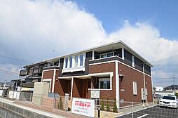 兵庫県姫路市網干区垣内本町の賃貸アパートの外観