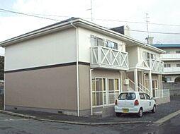 フレグランス笹村 A棟[101号室]の外観