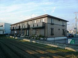 兵庫県加古川市尾上町養田209丁目の賃貸アパートの外観