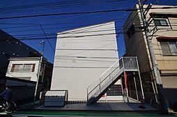 神奈川県川崎市幸区小向町の賃貸アパートの外観
