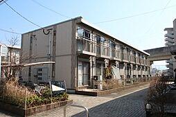 CasaJR箱崎 B棟[2階]の外観