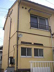 福岡県福岡市東区箱崎1丁目の賃貸アパートの外観