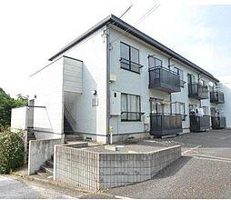 神奈川県横浜市磯子区岡村2丁目の賃貸アパートの外観