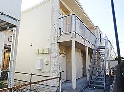 神奈川県横浜市瀬谷区阿久和東1丁目の賃貸アパートの外観