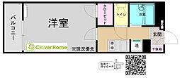 神奈川県相模原市南区相武台1丁目の賃貸マンションの間取り