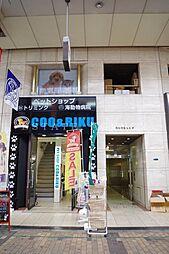 大阪市営御堂筋線 心斎橋駅 徒歩5分