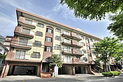 福岡県北九州市門司区泉ヶ丘の賃貸マンションの外観