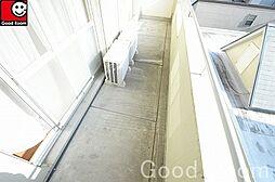 浜田マンション[4階]の間取り
