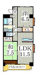 ステーションサイドビル[3階]の間取り