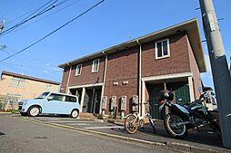 ローズコートハイツ木村[203号室]の外観