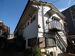 敬真荘[1階]の外観