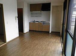 クレセントハイツ[202号室]の外観