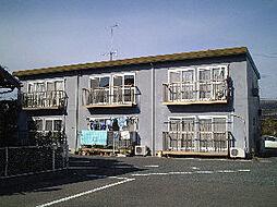 コーポ角ヶ谷A[2階]の外観