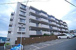 ホワイトキャッスル緑ヶ丘B棟[1階]の外観