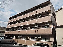 大阪府八尾市本町6丁目の賃貸マンションの外観