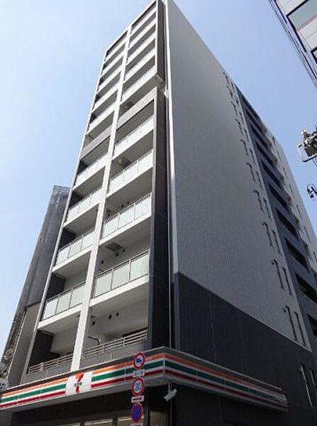 東京都中央区新川2丁目の賃貸マンションの画像