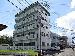 坂本マンション[401号室]の外観