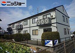 コンコード東大垣[2階]の外観